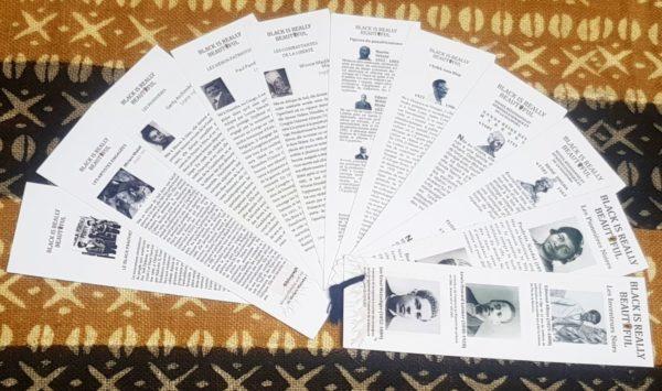 Lot de 11 marque-pages